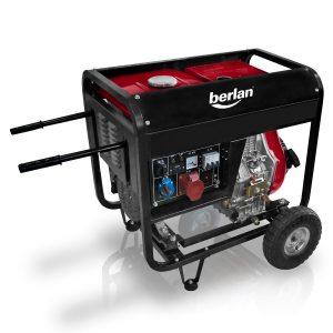 Berlan BSTE5000 DE3 Diesel Stromerzeuger